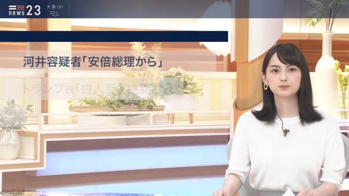 2020年06月29日山本恵里伽の画像04枚目
