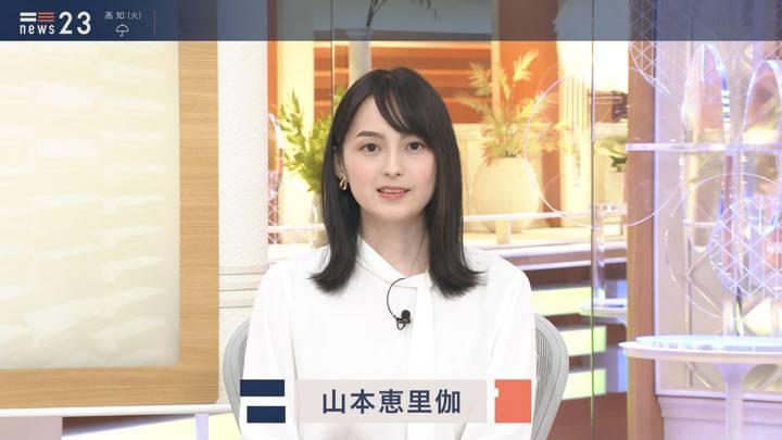 2020年07月06日山本恵里伽の画像02枚目