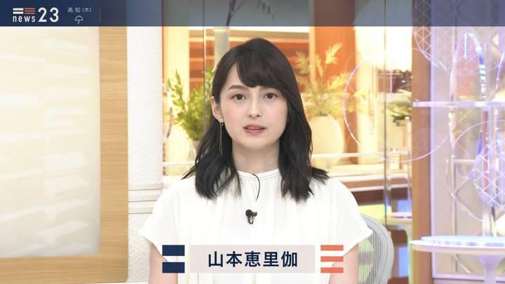 2020年07月08日山本恵里伽の画像02枚目