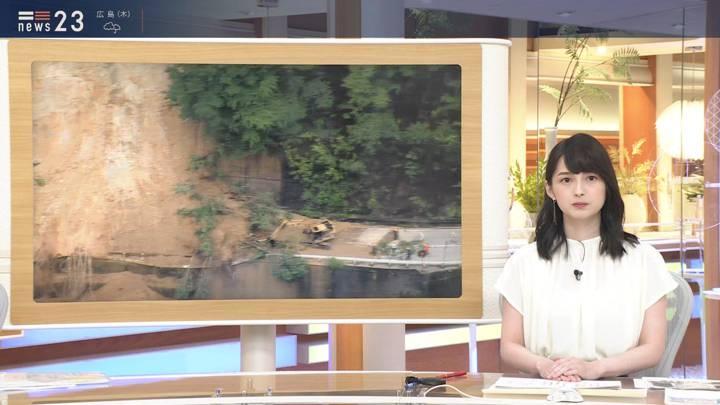 2020年07月08日山本恵里伽の画像03枚目