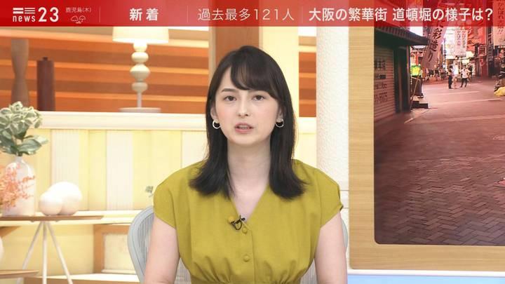 2020年07月22日山本恵里伽の画像05枚目