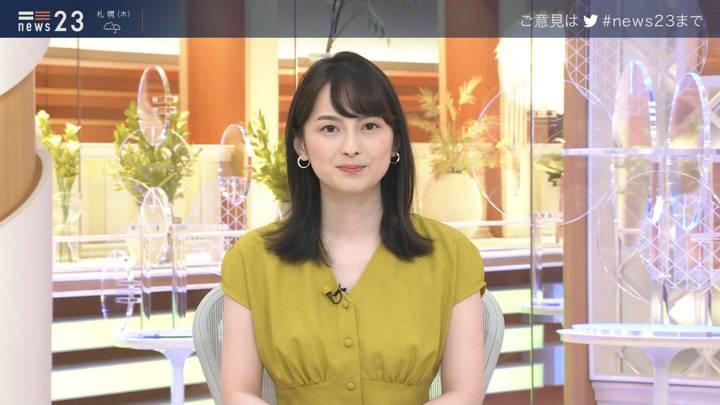 2020年07月22日山本恵里伽の画像12枚目