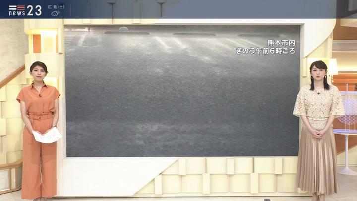 2020年07月24日山本恵里伽の画像16枚目