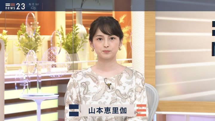 2020年07月31日山本恵里伽の画像01枚目
