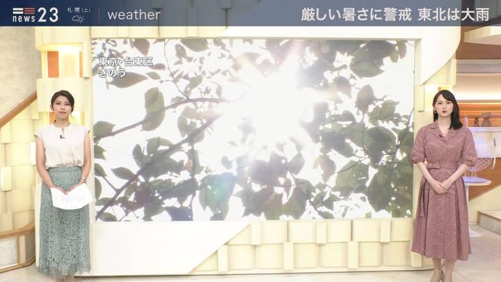 2020年08月07日山本恵里伽の画像15枚目