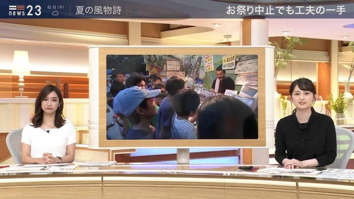 2020年08月11日山本恵里伽の画像08枚目