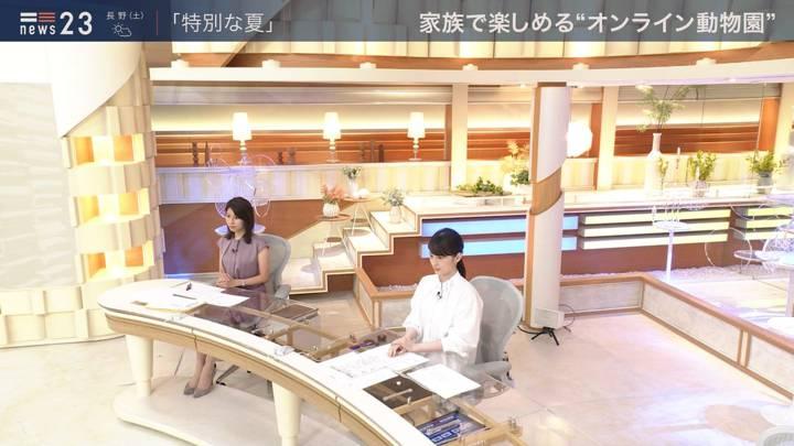 2020年08月14日山本恵里伽の画像04枚目
