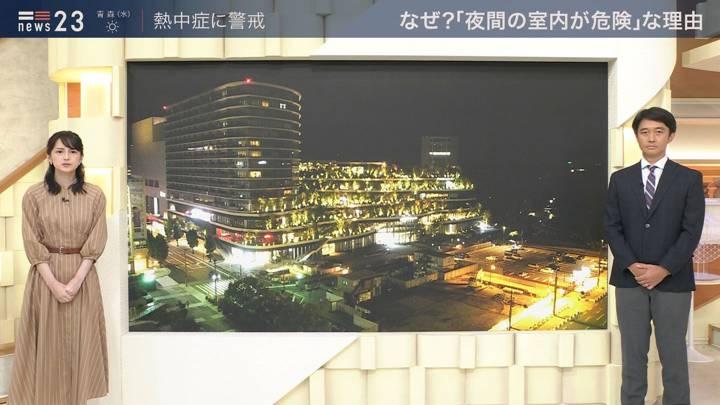 2020年08月18日山本恵里伽の画像04枚目