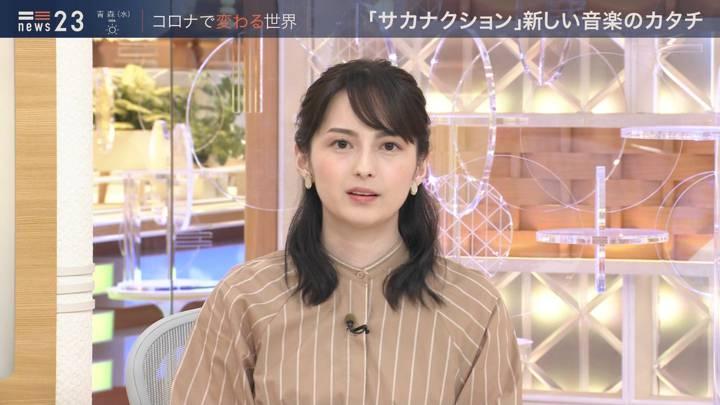 2020年08月18日山本恵里伽の画像09枚目