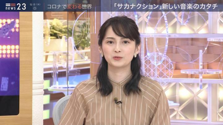 2020年08月18日山本恵里伽の画像12枚目