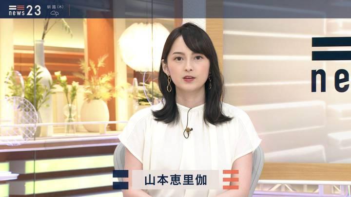 2020年08月19日山本恵里伽の画像01枚目