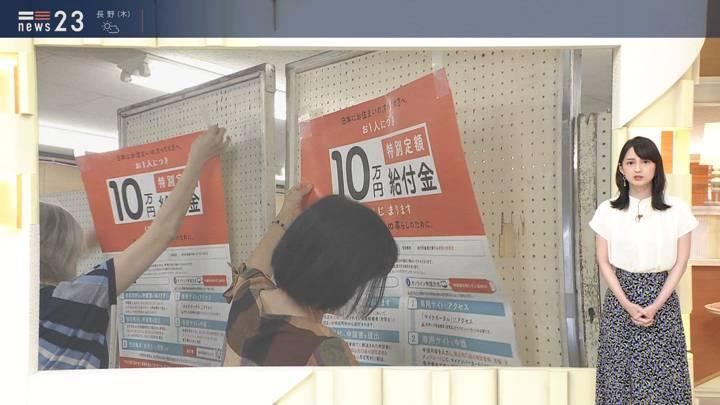 2020年08月19日山本恵里伽の画像04枚目