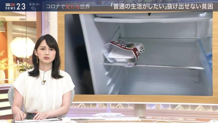 2020年08月19日山本恵里伽の画像05枚目