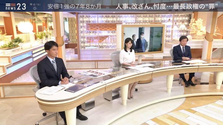 2020年08月28日山本恵里伽の画像04枚目