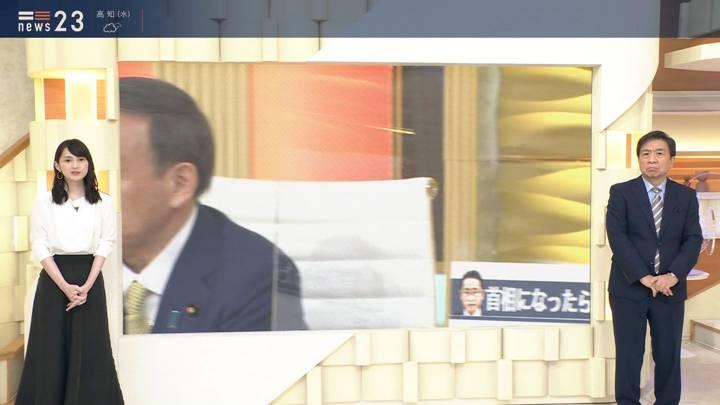 2020年09月08日山本恵里伽の画像03枚目