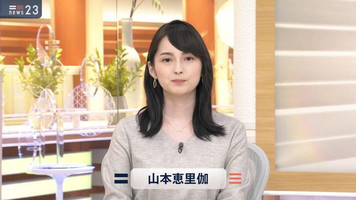 2020年10月05日山本恵里伽の画像01枚目