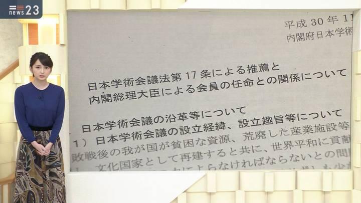 2020年10月06日山本恵里伽の画像07枚目
