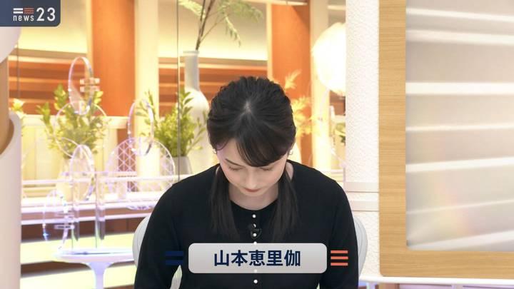 2020年10月07日山本恵里伽の画像02枚目