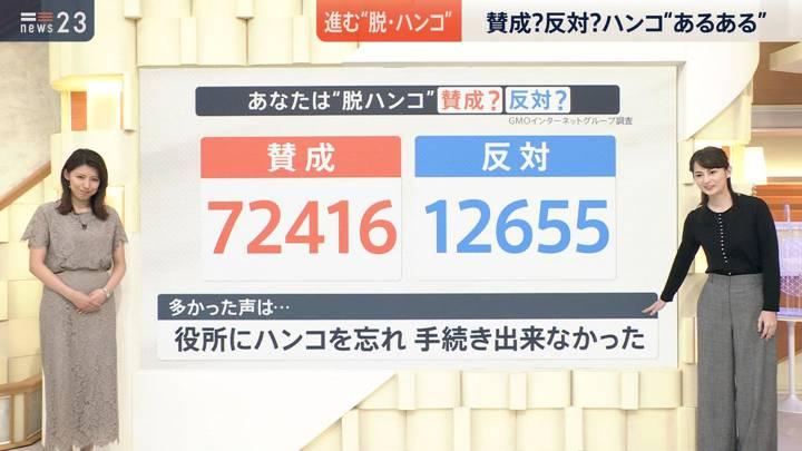 2020年10月07日山本恵里伽の画像04枚目