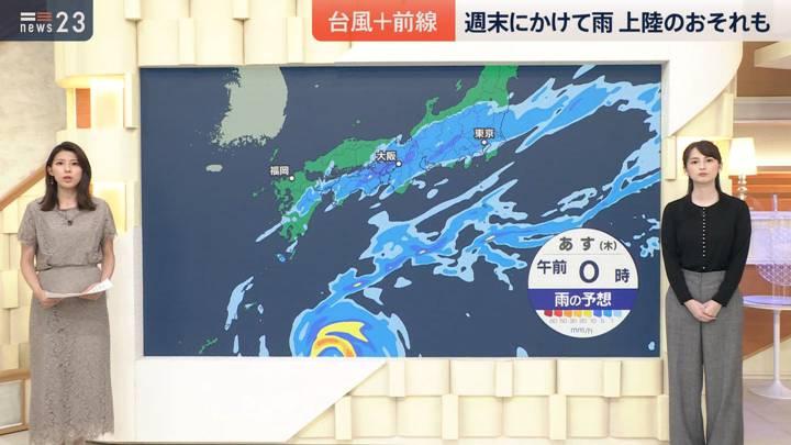 2020年10月07日山本恵里伽の画像11枚目