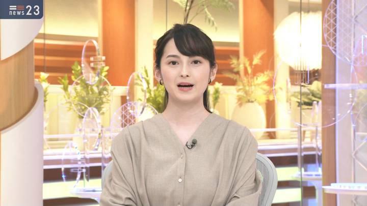 2020年10月13日山本恵里伽の画像01枚目