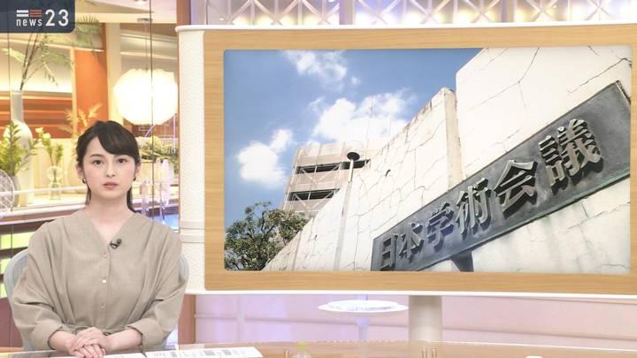 2020年10月13日山本恵里伽の画像05枚目