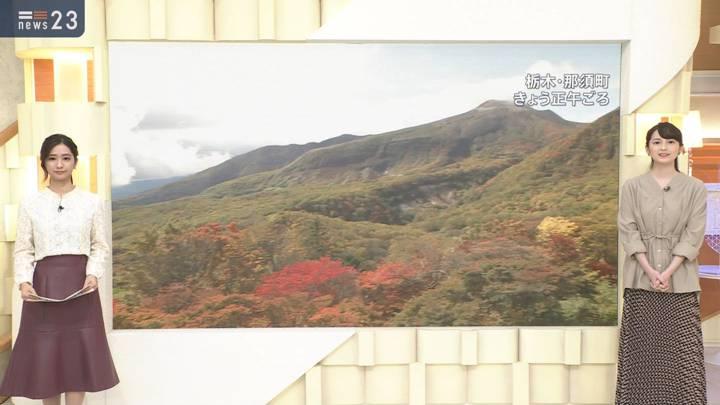 2020年10月13日山本恵里伽の画像07枚目