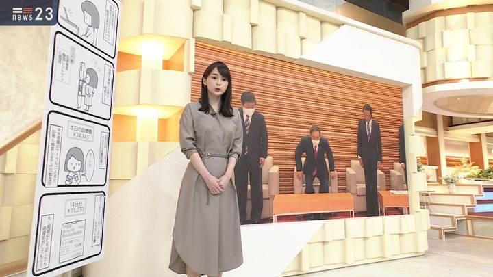 2020年10月16日山本恵里伽の画像03枚目