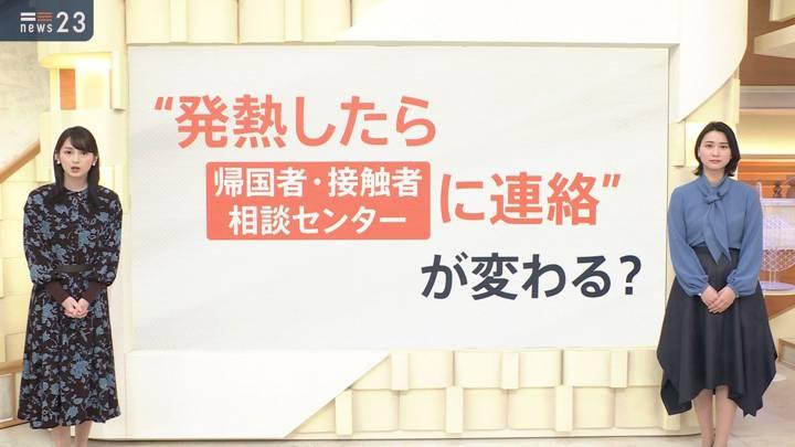 2020年10月19日山本恵里伽の画像02枚目