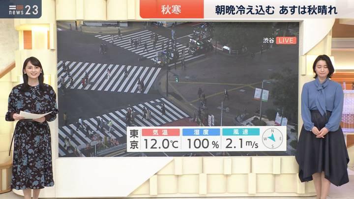 2020年10月19日山本恵里伽の画像06枚目