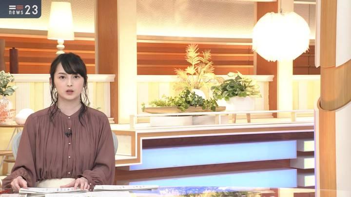 2020年10月22日山本恵里伽の画像09枚目