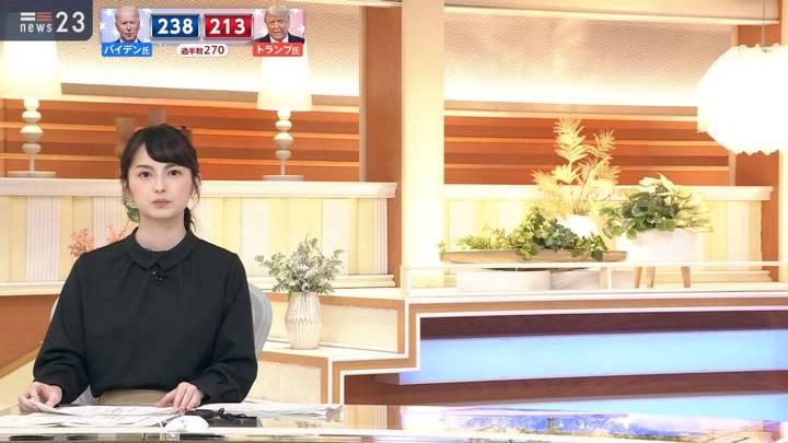 2020年11月04日山本恵里伽の画像09枚目