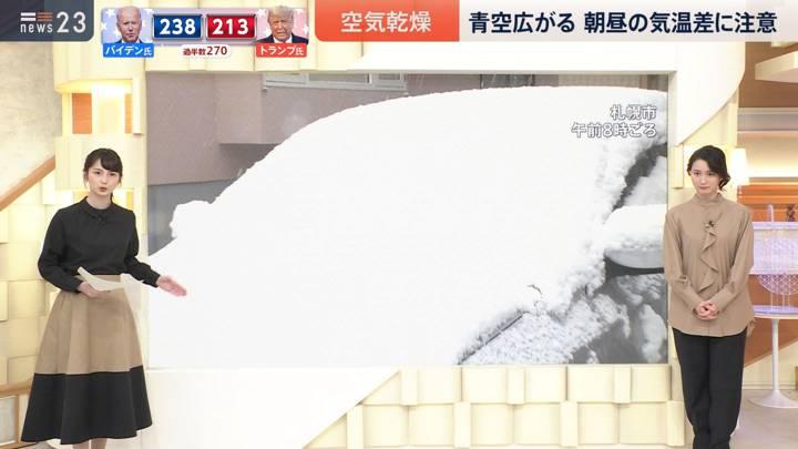 2020年11月04日山本恵里伽の画像10枚目