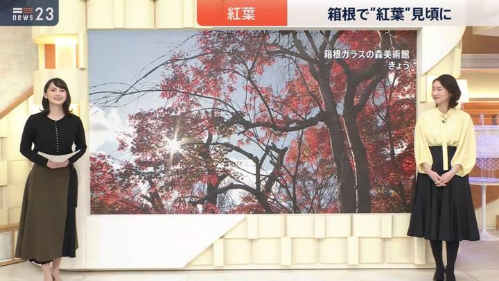 2020年11月11日山本恵里伽の画像11枚目