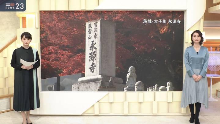 2020年11月12日山本恵里伽の画像09枚目
