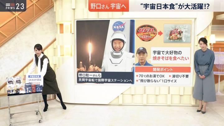 2020年11月16日山本恵里伽の画像04枚目