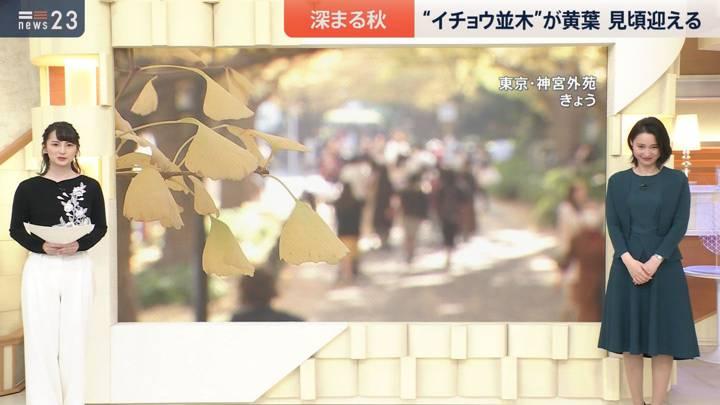 2020年11月17日山本恵里伽の画像11枚目
