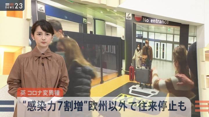 2020年12月21日山本恵里伽の画像03枚目