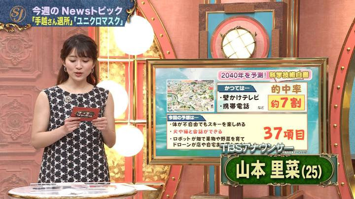 2020年06月21日山本里菜の画像02枚目