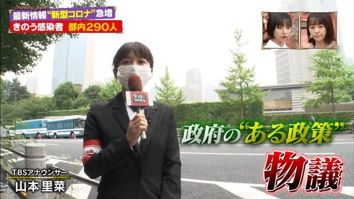 2020年07月19日山本里菜の画像13枚目