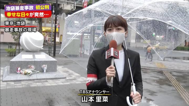 2020年10月11日山本里菜の画像01枚目