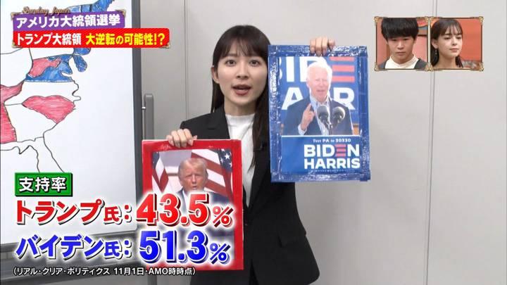 2020年11月01日山本里菜の画像10枚目