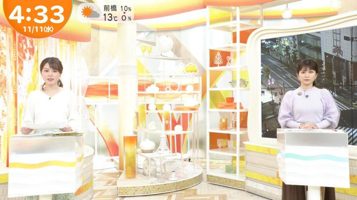 2020年11月11日山本里菜の画像02枚目