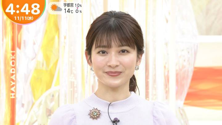 2020年11月11日山本里菜の画像11枚目
