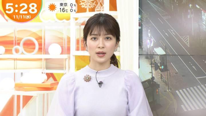 2020年11月11日山本里菜の画像16枚目