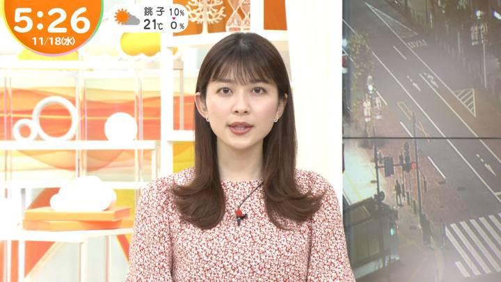 2020年11月18日山本里菜の画像09枚目