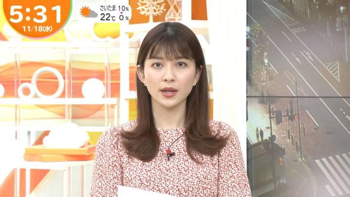 2020年11月18日山本里菜の画像10枚目