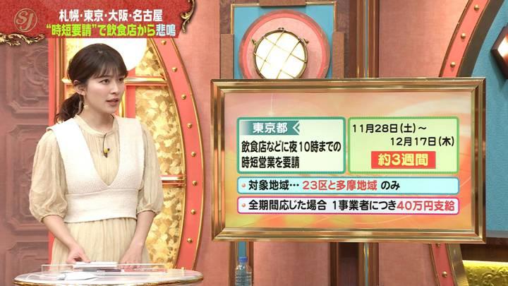 2020年11月29日山本里菜の画像01枚目