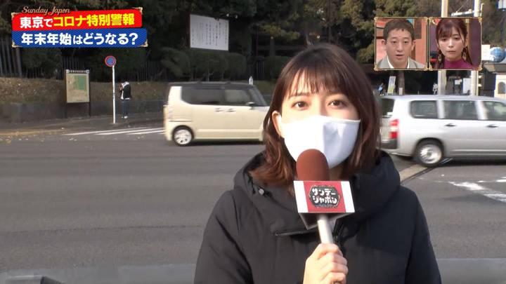 2020年12月20日山本里菜の画像10枚目