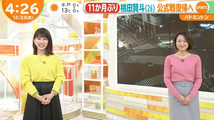 2020年12月23日山本里菜の画像02枚目